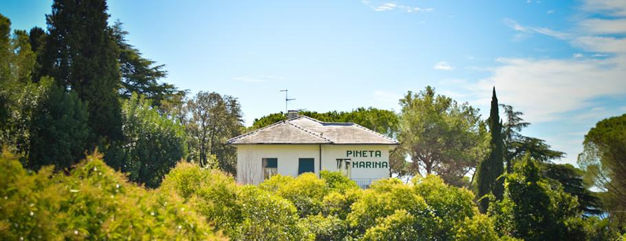 Residenza protetta Pineta Marina. Casa di riposo per anziani a Pieve ...